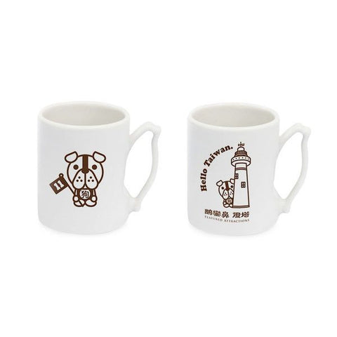 IMUG Zodiac Tour Taiwan Mug Set- Dog