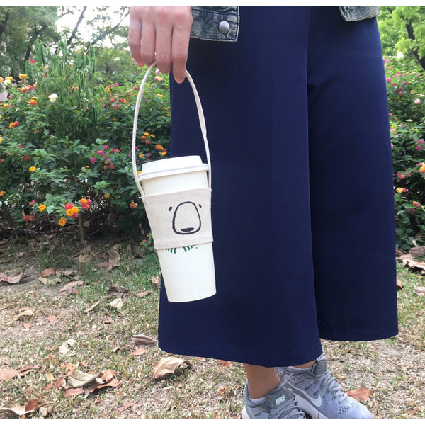 Eco-friendly Reusable Beverage Bag