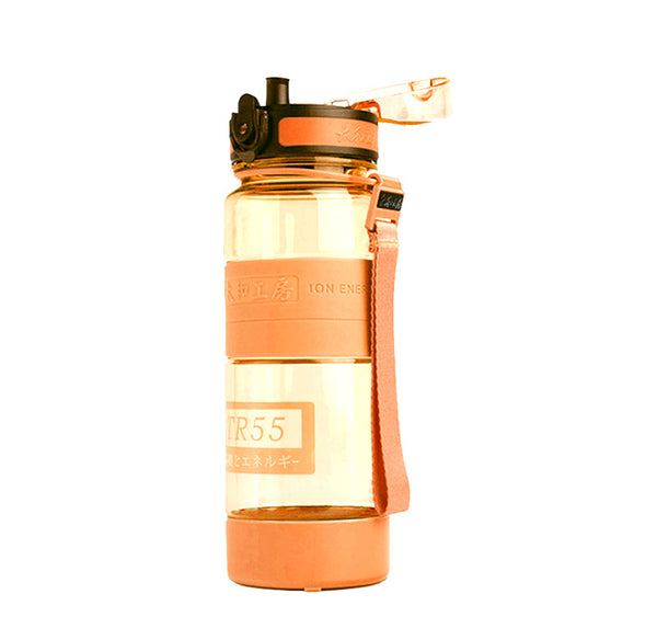TR55 Ion Energy multi-functional Water Bottle (Orange with 2 sizes)