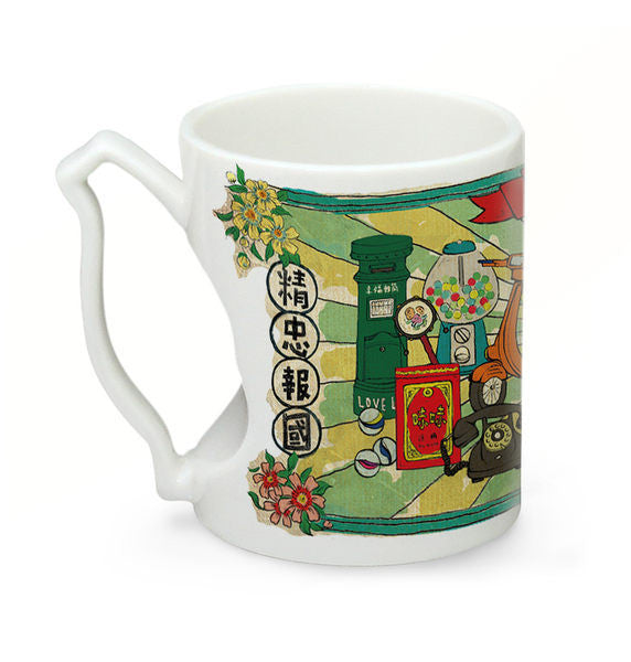 IMUG Taiwan Mug Taiwan Featured Series- Traditional Fashion