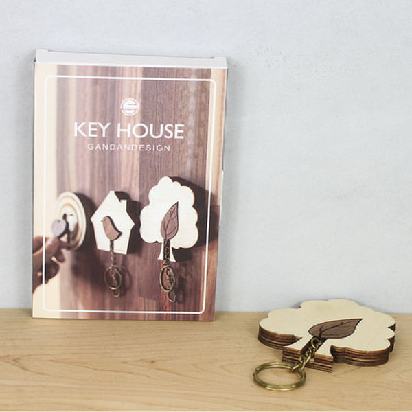 DAZZY LIFE Key House #Gingerbread Man