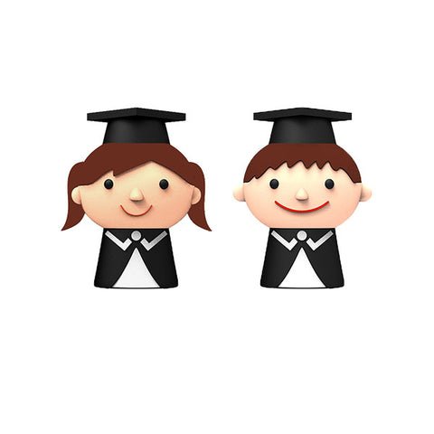 XEBE Graduation Student 8GB USB - Boy & Girl
