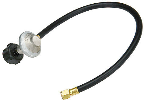 "BBQ Grill Parts 24"" Hose w/ LP Regulator IRH-02"