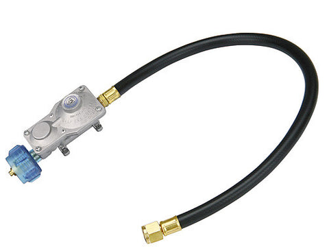 "BBQ Grill Parts 24"" Hose w/ Dual-Stage LP Regulator IRH-03"