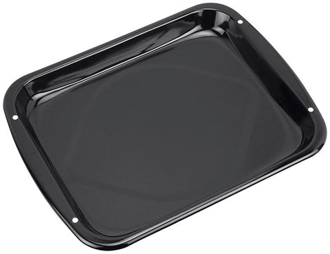 BBQ Grill Enamel Replacement Grease Pans and Drip Tray