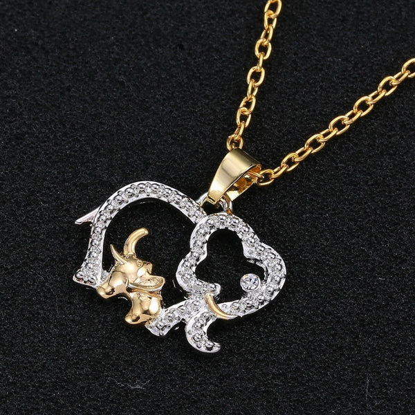 Mama Elephant Necklace