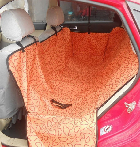 Original Dog Back Seat Cover (Waterproof & Hammock Convertible!) - FREE Shipping!