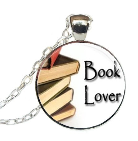 Book Lover Necklace