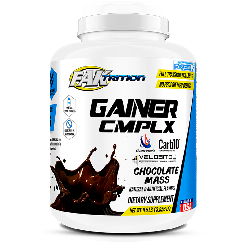 clean weight gainer + supplements