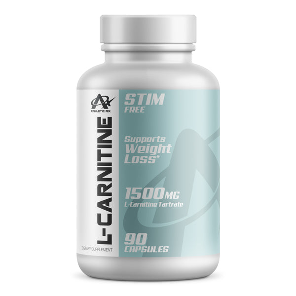 Althetic RX L-Carnitine 90 Caps