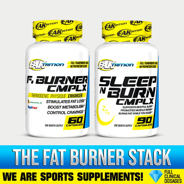 FAT BURNER STACK
