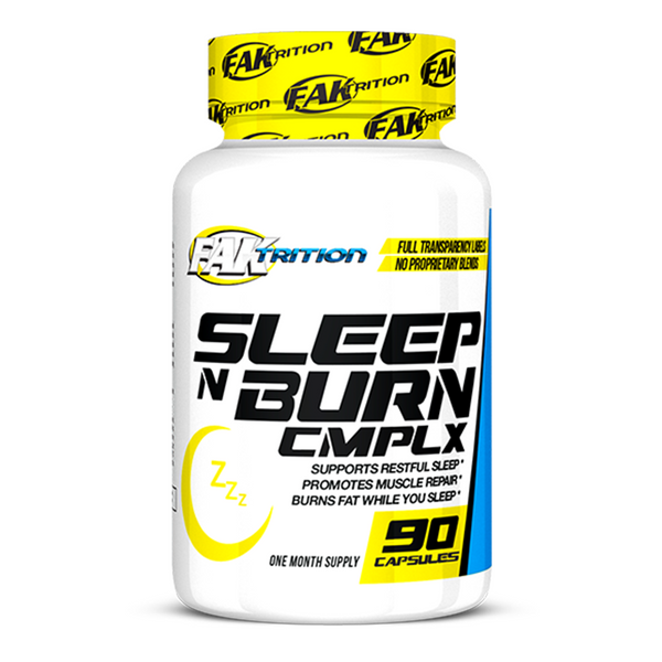 Non-stimulant fat burner and sleep aid