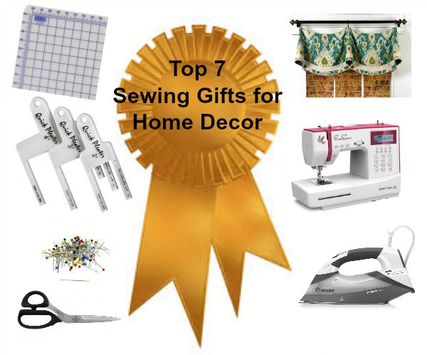 Top 7 Sewing Products Home Decor