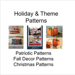 Holiday Theme Patterns