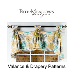 Pate Meadows Designs and Patterns