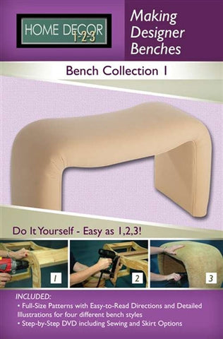 DIY  Bench Pattern