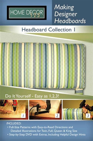 Headboard Pattern Collection 1