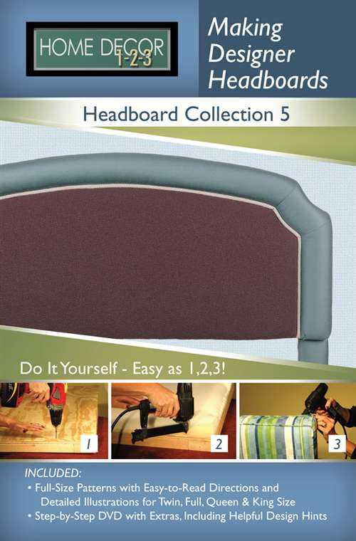 Headboard Collection 5 Pattern