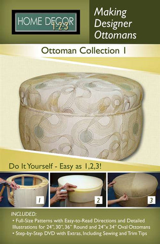 Ottoman Collection 1 Pattern