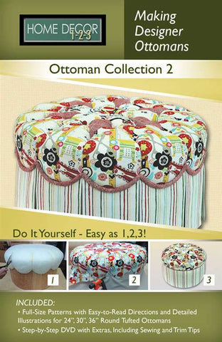 Ottoman Collection 2 Pattern
