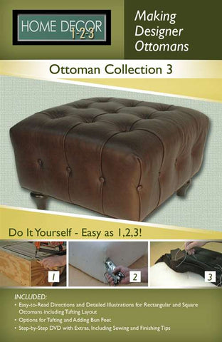 Ottoman Collection 3 Pattern