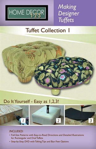 Tuffet Kit Collection Oval