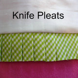 Quick Pleater Mini - Make Perfect Small Pleats