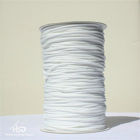 Washable Cellulose Welt Cord 5 Sizes