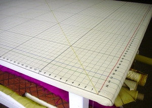 Professional Workroom Canvas Table Grid