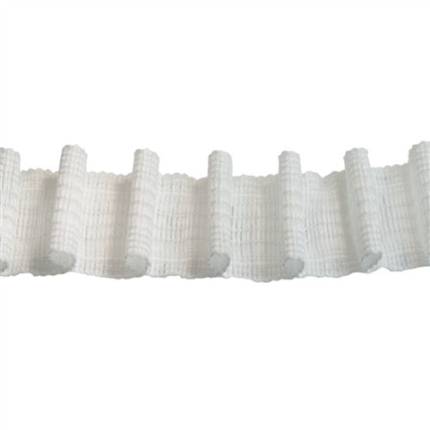 "Small Pencil Pleat Loop Tape 1.25"" Wide"
