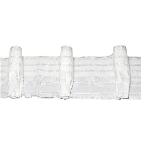 Goblet Pleat Drapery Tape, Easy To Use