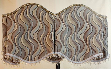 Relaxed Cuff Valance Template