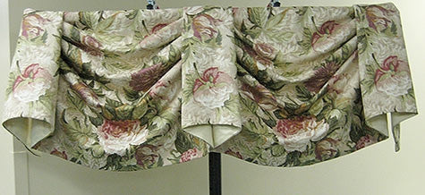 Empire Valance Template