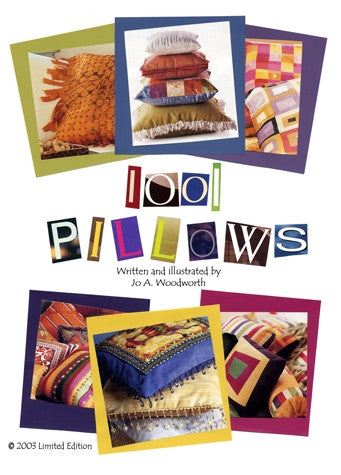1001 Pillow Designs #1 CD