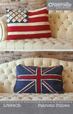 IJ984CR Patriotic Pillows by Indygo Junction