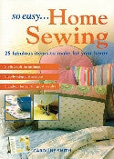 Sew Easy... Home Sewing