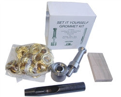Set It Yourself Grommet Kit