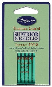 Superior Topstitch Needles