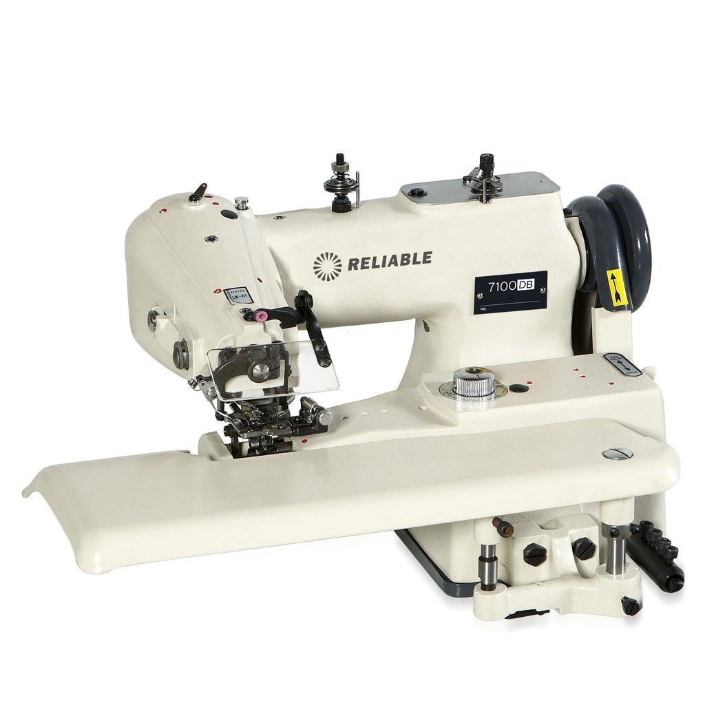 Reliable 7100DB Drapery Blind Stitch Machine