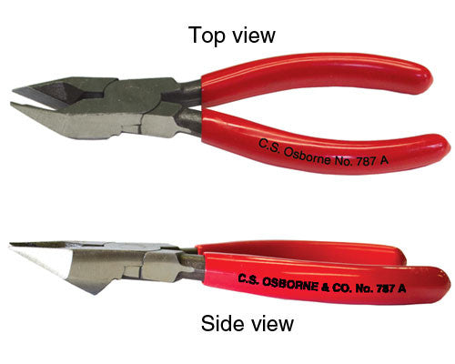 Side Cutter Staple Remover