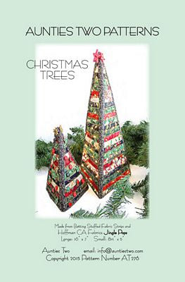 Christmas Trees by Aunties Two Patterns