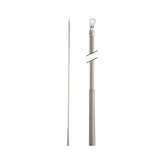 Metal Baton With Plastic Attachment