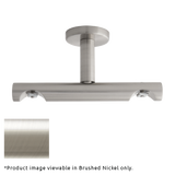 H-Rail Double Ceiling Bracket