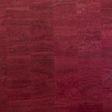 Cranberry Cork Fabric