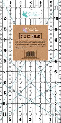 "Ever Sewn 6"" x 12"" Ruler"