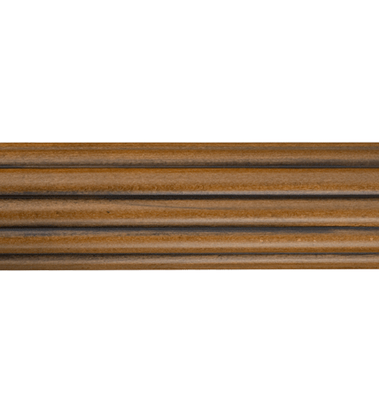 Finestra Wood Fluted Pole