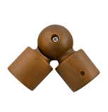 Finestra Wood Swivel Socket