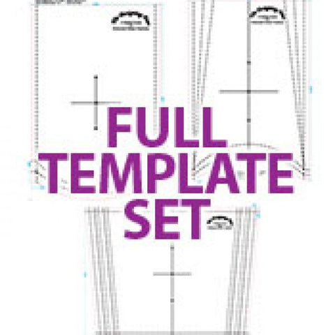 12 Valance Templates & Instructional DVD