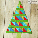 IJ Christmas Card Holder Trees Pattern