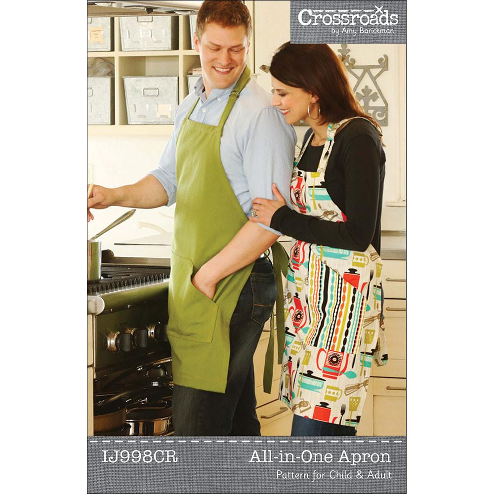 All in One Apron by Indygo Junction